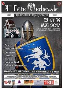Médiévale Trazegnies, 14 mai 2017