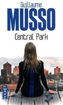 Central Park de Guillaume Musso S'inscrire à la newsletter
