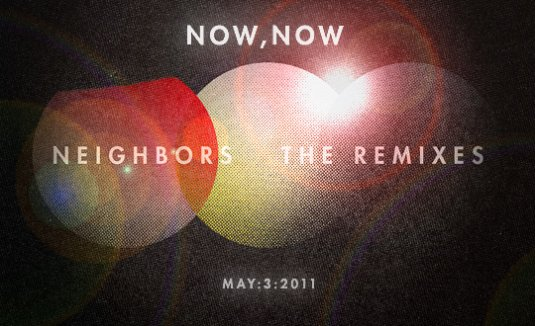 Album Remixé de NEIGHBORS