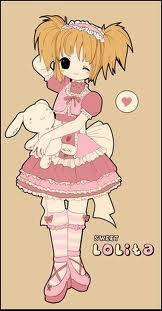 "Ou acheter des vêtements style ""sweet lolita"""