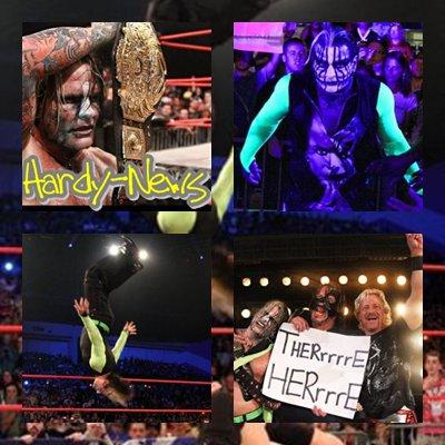 Jeff Hardy Champion de la TNA  Oh Yeaaaaaaaaaaaah