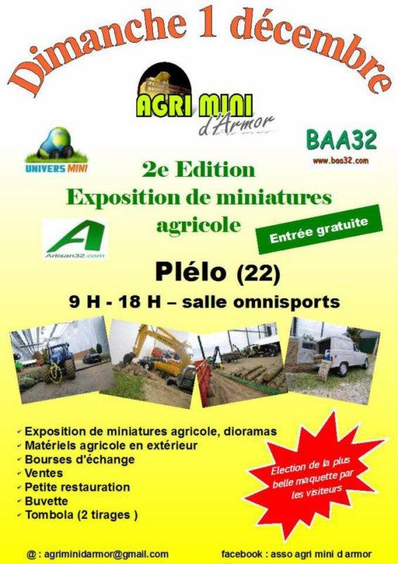Expo Agrimini d' Armor