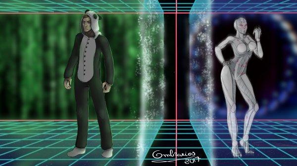 Maitre Panda et Jeanne