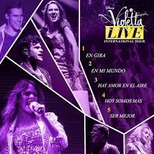Violetta Live INFOS