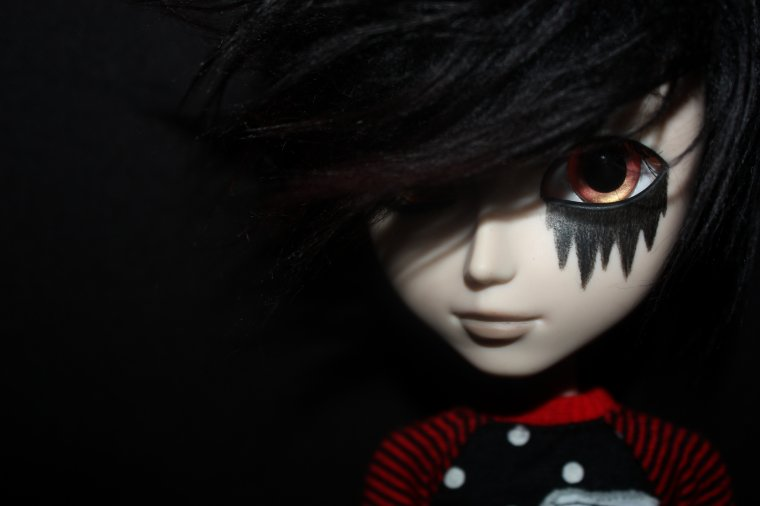 ● Kyle's new face ●