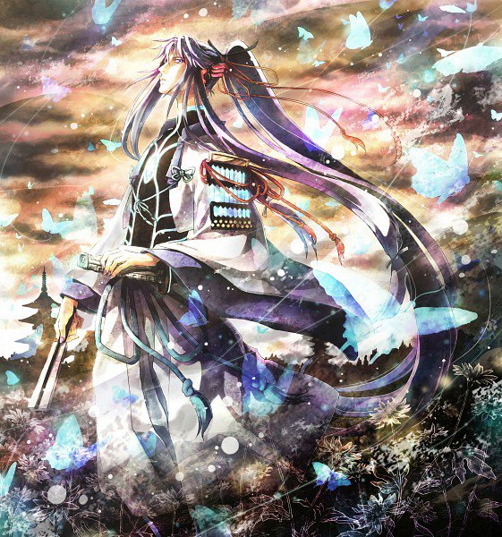 Vocaloid VA-G01 - Kamui Gakupo ♫