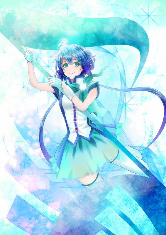 Vocaloid SE - Aoki Lapis ♫