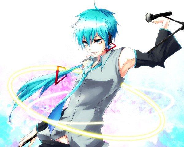 Vocaloid 001- Mikuo hatsune ♫