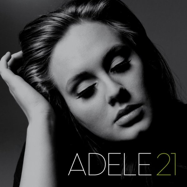"ALBUM INTERNATIONAL 2011  :  "" 21 "" DE ADÈLE !!!!!!!!!!!!!!!!!!!"