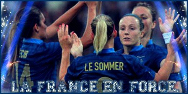 -- > La France Féminine ! < --