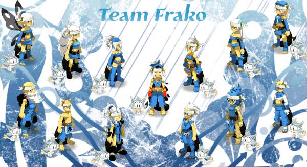 Présentation team Frako