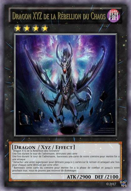 CHAPITRE 50 : Dragon XYZ de la Rébellion du Chaos