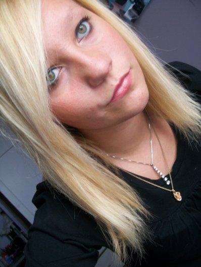 Parce que ma blondeur est ma fièté ! <3