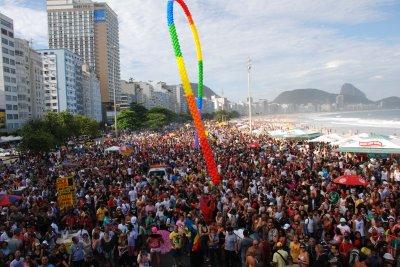 parada gay em copacabana 2010