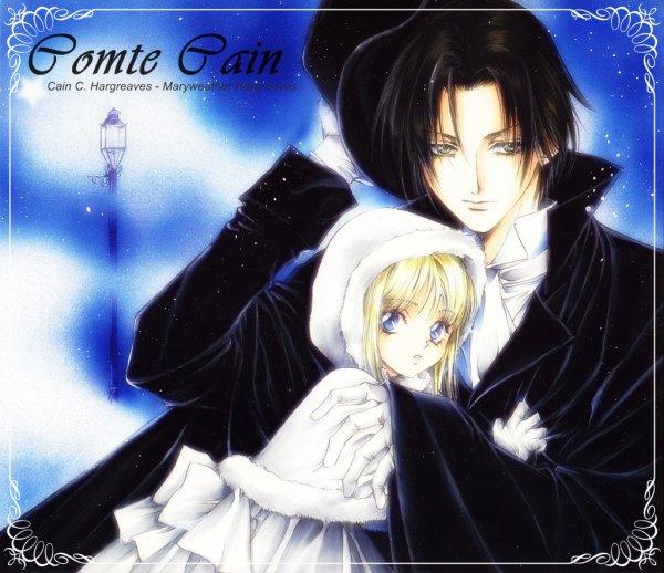 :.。.✿・*゚ Comte Cain ゚*・✿.。.: