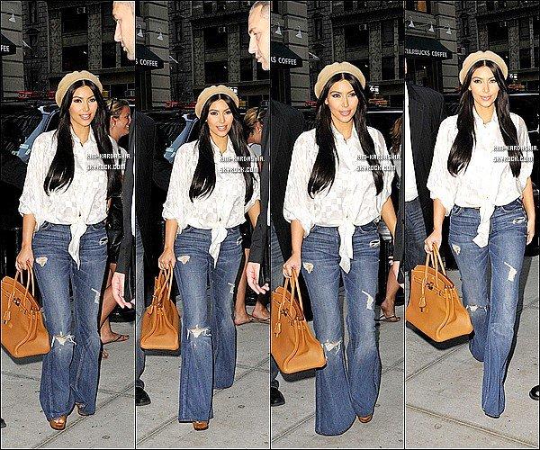 . 22 septembre : C'est une Kim des années 70 qui est allée visiter un Musée, à NY, en famille. .