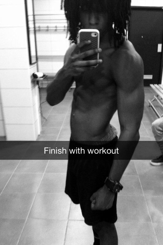 Finito with workout