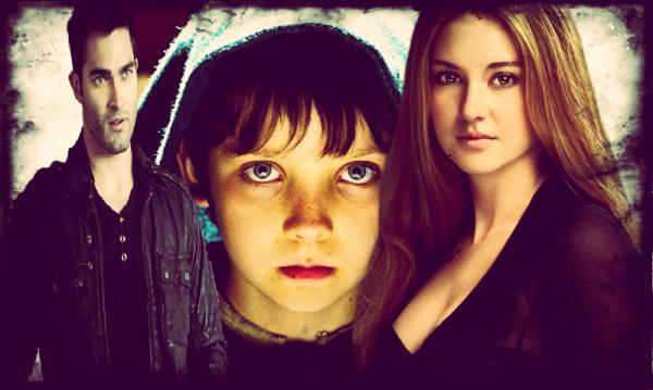 Derek, Gaby et leur fils