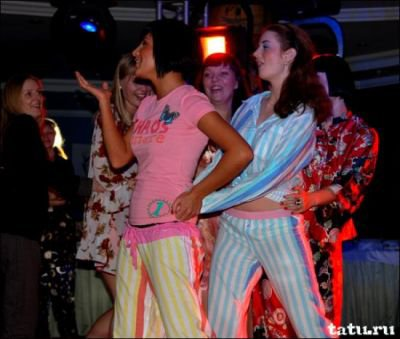 t.A.T.u -  Pyjamas Party  - Moscou - Russie -  13/01/2007