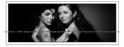"t.A.T.u  -  PhotoShoot  ""Eye For Eye"""