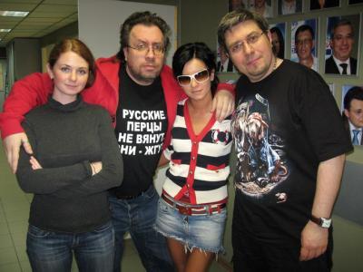 t.A.T.u - Russkoe Radio -  Moscou- Russie -  25/04/2008