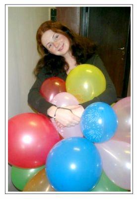 Lena Katina -  Bon Anniversaire - octobre 2008