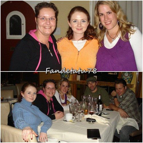 Lena Katina  - Rencontrer avec des fans -  Los Angeles - USA- 16/11/2009