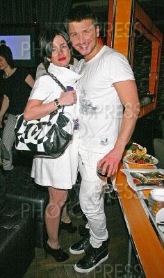 "Yulia Volkova - Club "" Etoile "" - Moscou - RUSSIE- 6/04/2010"