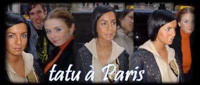 t.A.T.u - Interview par le chat avec des fans - Paris - FRANCE - 23/10/2006