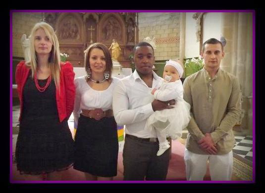 BAPTEME D'OLYMPE