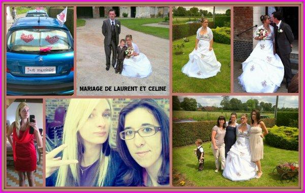 Mariage de Laurent et Céline