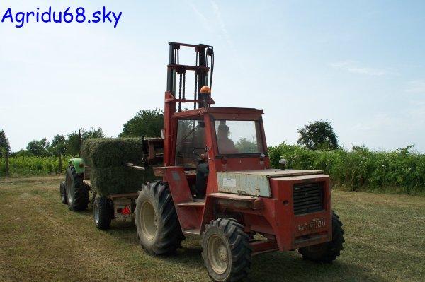 Chariot-Elevateur Manitou (09.07.10)
