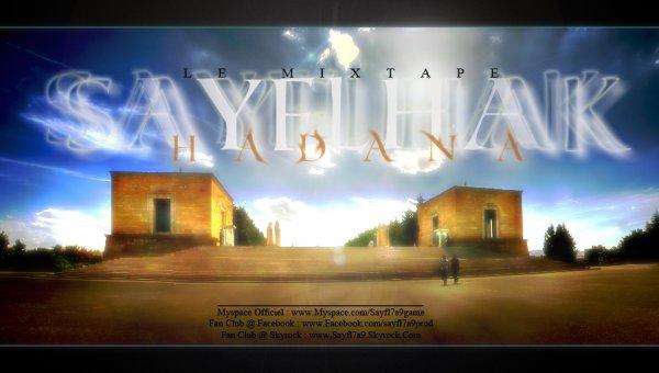 Le Mixtape N0 :1 De l'album  HADANA