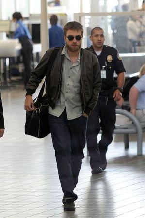 Rob Vus A L'Aéroport de LA