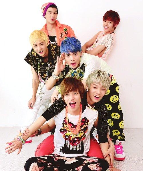 Happy 3 years Teen Top ♥