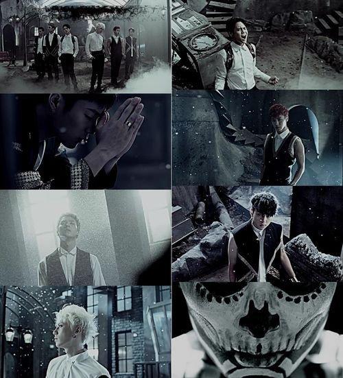 """B2ST dévoile le MV de """"Shadow"""""""