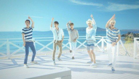 """Japon : SHINee révèle un premier teaser MV de """"Boys Meet U"""""""