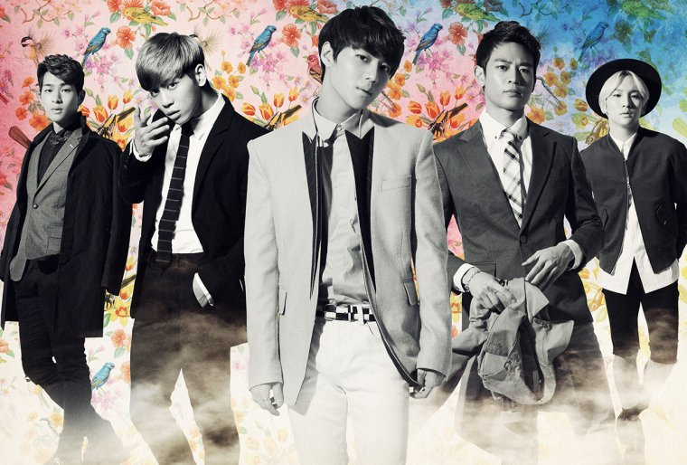 """SHINee sort le repackage """"The Misconception of Us"""""""