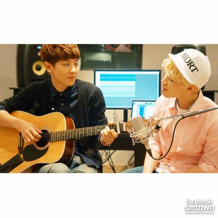 """Henry dévoile un MV pour la version chinoise de """"Trap"""" feat. Kyuhyun (Super Junior) et Taemin (SHINee)"""