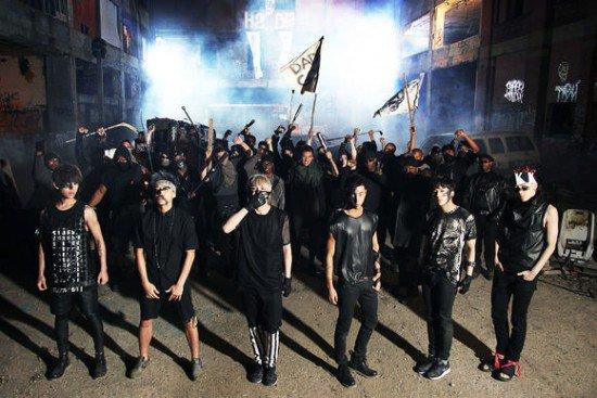 """B.A.P dévoile le MV de """"Badman"""""""