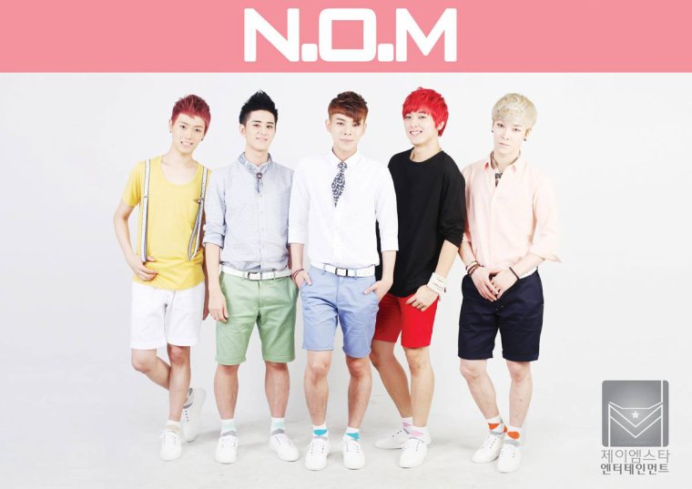 """Les N.O.M débutent et disent que """"Nuna Is Pretty"""" dans leur MV"""