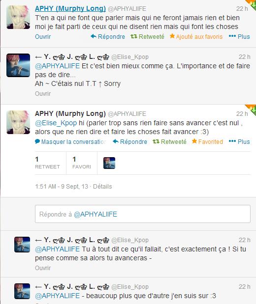 Quand la Kpop influence les groupes français : Aliife et ses débuts avec « Peace & love »