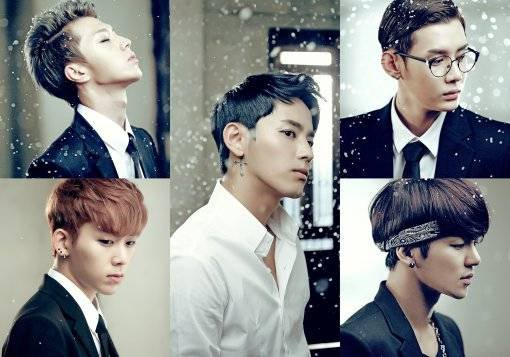 "MYNAME collabore avec Lee Hyun Do (Deux) pour le titre ""Day by Day"""