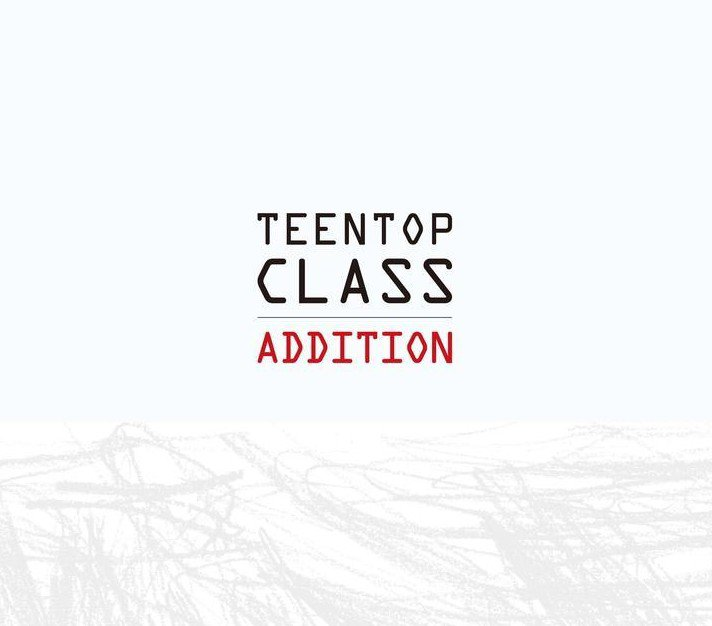 "Teen Top annonce la sortie de l'opus repackage ""Teen Top Class Addition"""