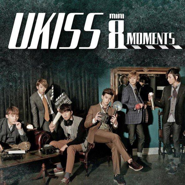 """U-Kiss donne des détails sur son mini-album """"Moments"""""""
