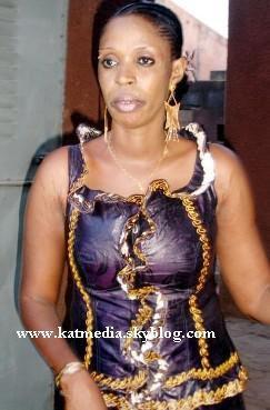 Nabintou Diakité Artiste Chanteuse Malienne