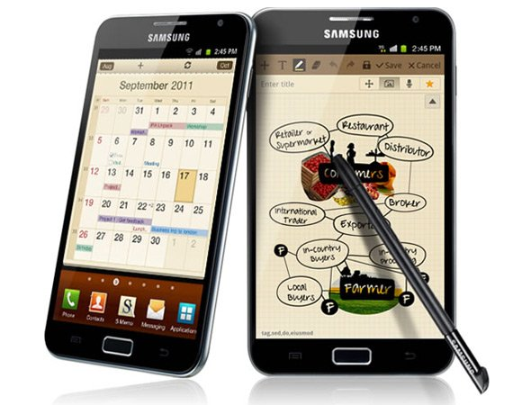 Samsung Galaxy note ♡.