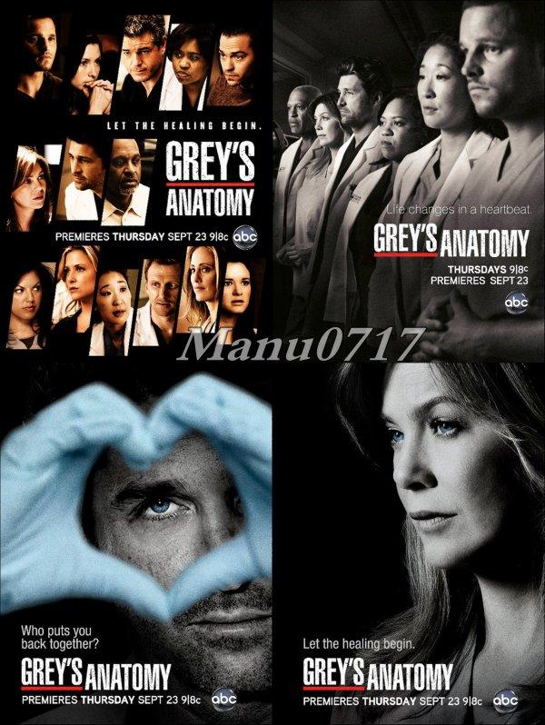 GREY'S ANATOMY Saison 7 COMPLETE