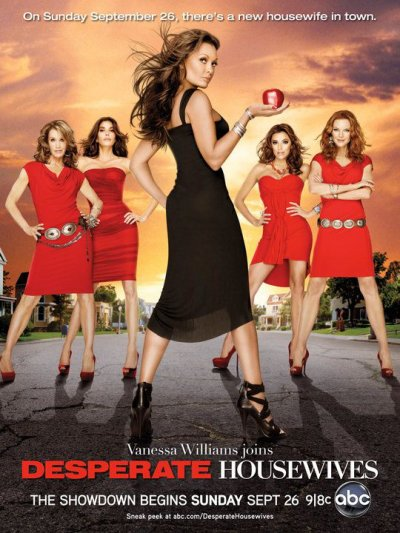 DESPERATE HOUSEWIVES Saison 7 COMPLETE