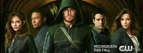 ARROW Saison 1 (vost) COMPLETE